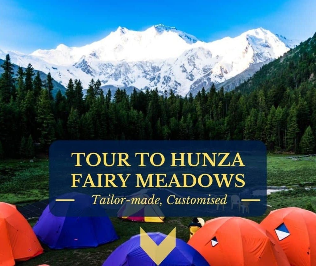 hunza fairy meadows