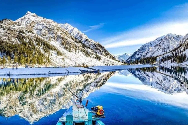 mahudand lake swat valley