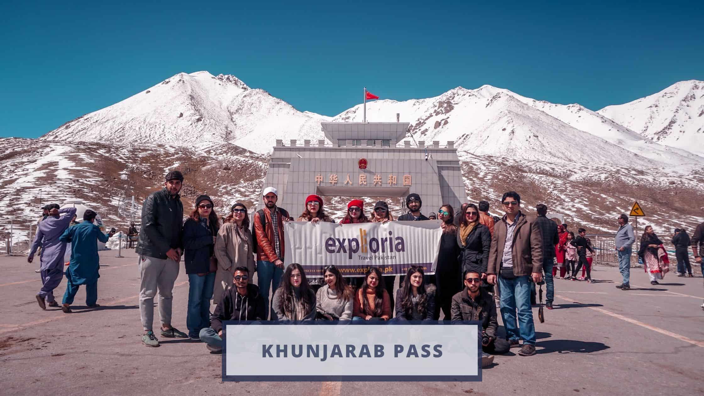 Hunza tour destination