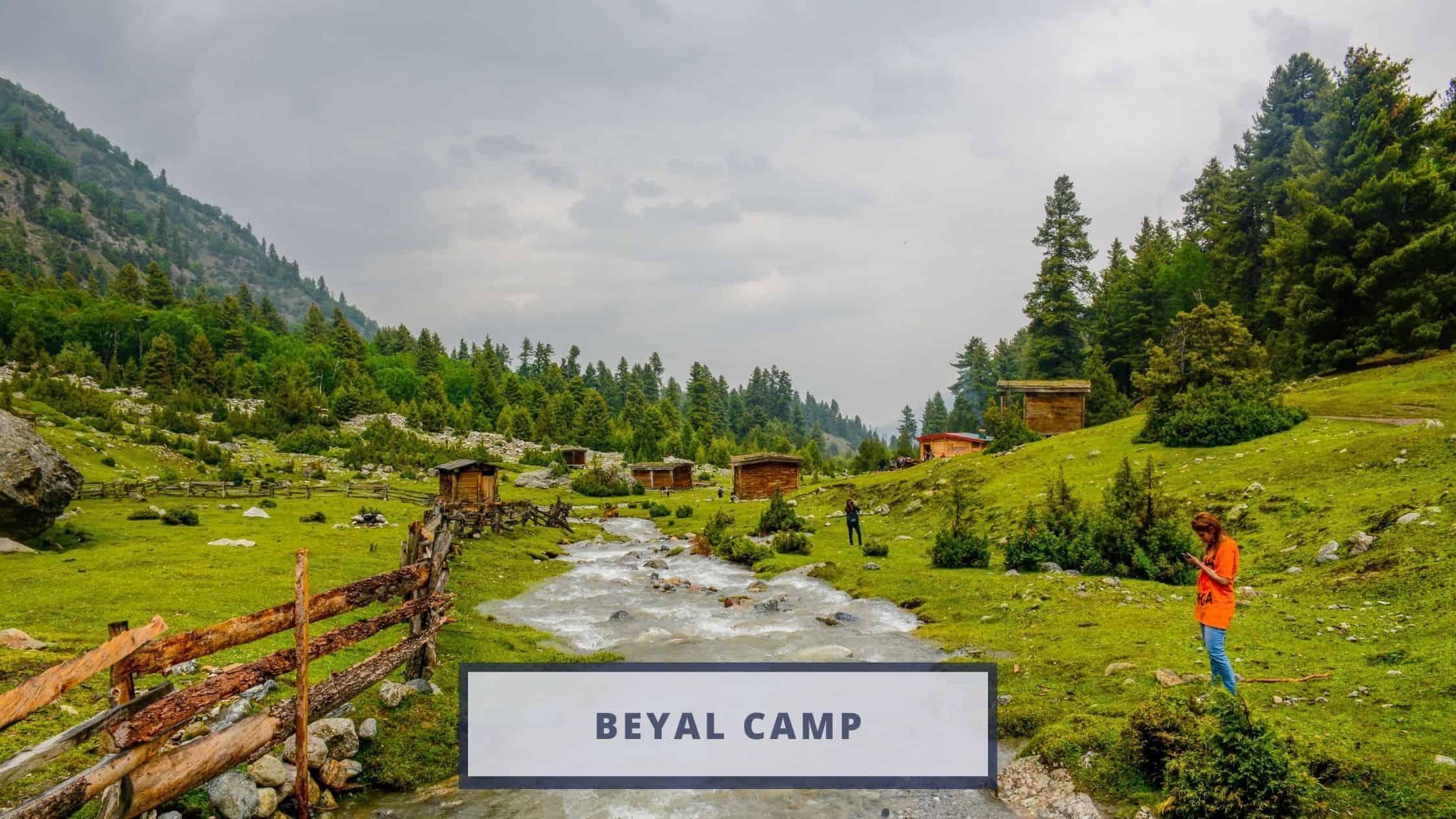 Beyal camp fairy meadows